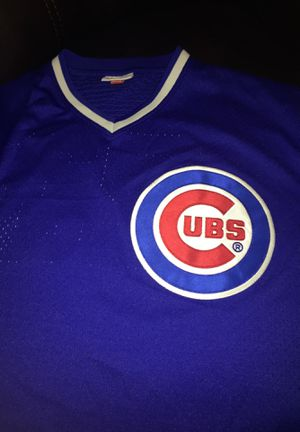 Chicago cubs Sandberg jersey throwback size 2xl for Sale in Chicago, IL
