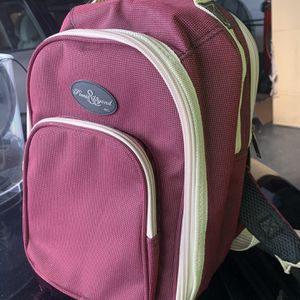 Little Wine/picnic Backpack for Sale in Lake Stevens, WA