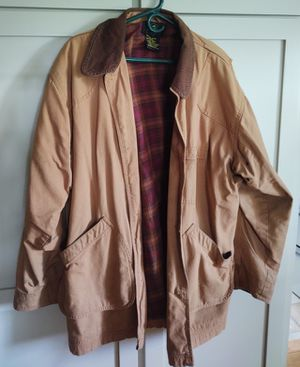 Red Head Cotton Field Jacket, Barn Coat for Sale in Fort Defiance, VA