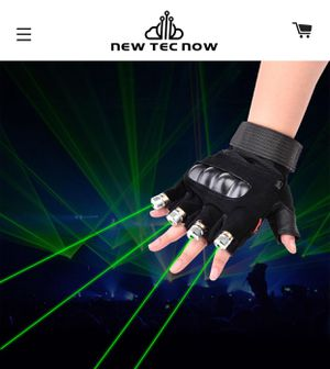 🔥LASER PARTY GLOVES🔥 📲 Compare: $90❌ now: $35✅ {url removed}🔺 The Store of Technology🚀 ⚠️ LIMITED in stock⭐️FREE SHIPPING*⭐️ #Drones #3Dprinting # for Sale in Houston, TX