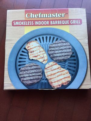 Indoor bbq grill for Sale in Tampa, FL