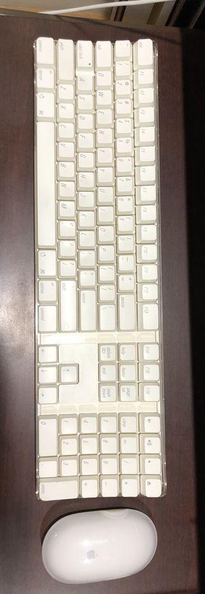 Apple Wireless Keyboard & Mouse for Sale in San Gabriel, CA
