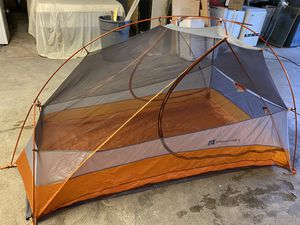 REI 2 person backpacking tent w/ footprint for Sale in Seattle, WA