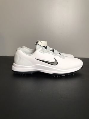 Nike Tiger Woods TW71 Fast Fit White Golf Shoes CD6300-100 Men's Size 12 for Sale in French Creek, WV