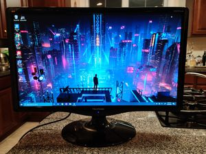 Viewsonic 1080p monitor for Sale in Falls Church, VA