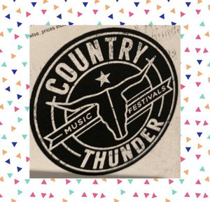(2x) 4-DAY COUNTRY THUNDER PASSES for Sale in Gilbert, AZ