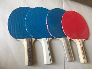 Ping-pong paddles for Sale in Tacoma, WA