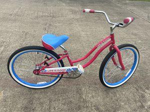 Women's cruiser bike 24 inch for Sale in Pasadena, TX