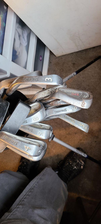 Women's Golf Clubs Spalding Tour Impact