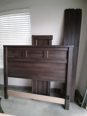 Queen Bed Frame for Sale in Visalia, CA