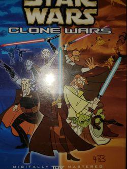 Clone Wars Series Of Ne for Sale in Houston,  TX