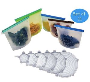 Reusable Silicone Kitchen Storage Bags for Sale in Old Bridge Township, NJ