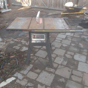 "Craftsman 10"" Table Saw Digital for Sale in Covington, WA"