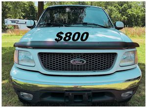 owner 2002 Ford F-150 excellent condition clean title for Sale in San Francisco, CA