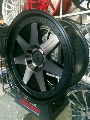 Mayhem 20x9 fits jeep Ford chevy for Sale in Tempe, AZ