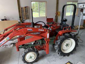 Yanmar YM 1500 diesel tractor for Sale in La Pine, OR
