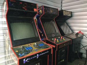 Various Arcade games for Sale in Woodstock, GA