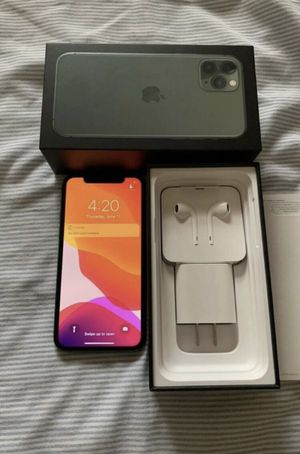 iPhone 11 Pro for Sale in Hagerstown, MD