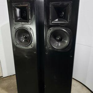 Klipsch SF1 Black Floorstanding Speakers 2 Way ●●TESTED●● for Sale in Paramount, CA