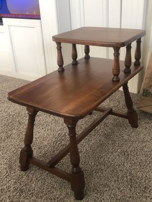 2- Vintage end tables Newly Refinished for Sale in Huntington Beach, CA