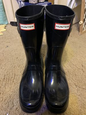 Hunter rain boots! for Sale in Cleveland, TN