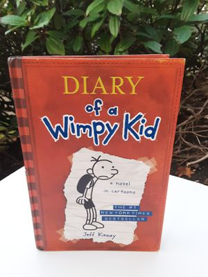 Diary of a Wimpy Kid Hardback Book for Sale in Lacey, WA
