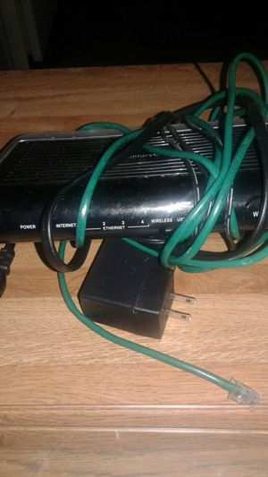 Century Link router- works great! moving for Sale in Billings, MT