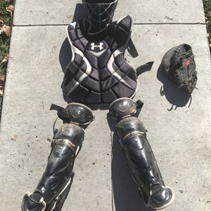 Youth Catchers Gear for Sale in Rancho Santa Margarita, CA