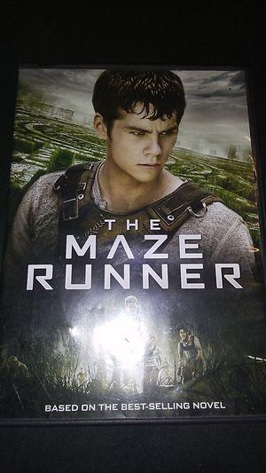 Maze runner dvd for Sale in Sprouses Corner, VA