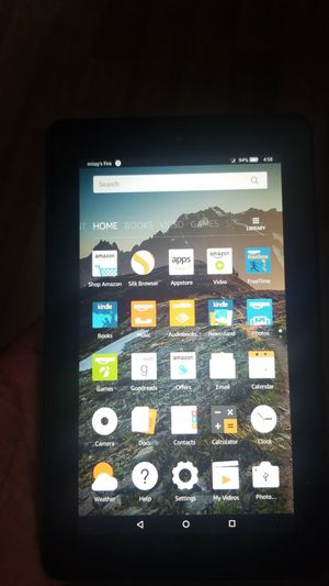 Amazon fire tablet for Sale in Cinnaminson, NJ