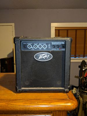 Peavey backstage guitar amp for Sale in Austin, TX