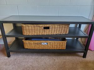 Metal Console Table/TV stand for Sale in Auburn, WA