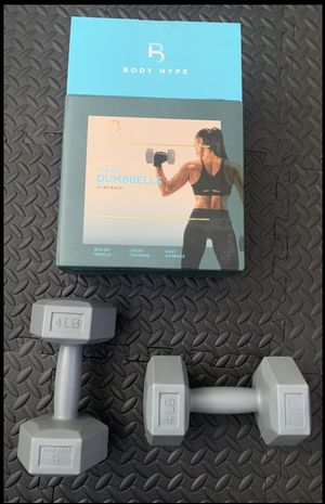 NEW Body Hype Dumbbells for Sale in Costa Mesa, CA