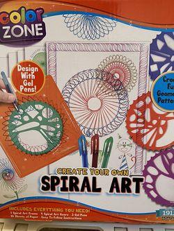 New Spiral Art for Sale in Sammamish,  WA
