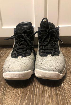 Jordan cement 10 size 10 for Sale in Hayward, CA