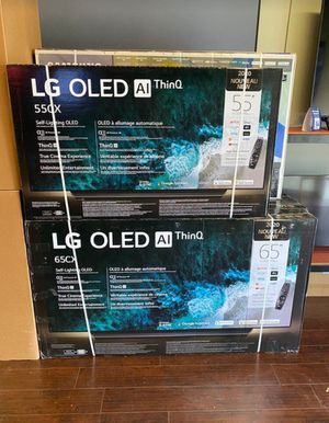 "65"" Lg Oled Smart 4K UHD Led HDR tv 2160p Dolby Vision Atmos for Sale in Perris, CA"