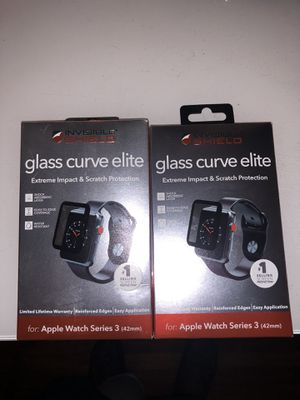 Apple Watch protector 3 series for Sale in San Francisco, CA