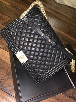 Chanel leboy leather bag for Sale in Cedar Hill, TX