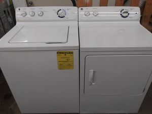 GE Washer and Dryer for Sale in Dallas, TX