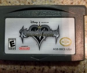 Kingdom Hearts Chain of Memories for Sale in Puyallup, WA