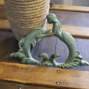 """Brand New! 7 1/4"""" Mermaid/Dolphin Hook for Sale in Miami, FL"""
