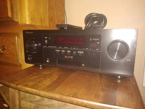 Pioneer Elite VSX-60 Home Theatre Receiver for Sale in Washougal, WA