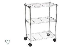 Metal shelving rack, de metal for Sale in Portland, OR