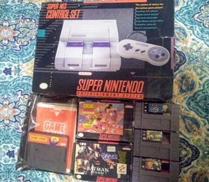 SNES for Sale in Plant City, FL