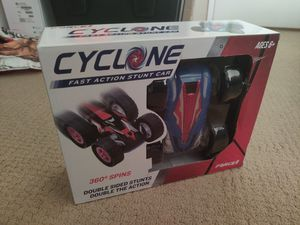 Force1 Cyclone Remote Control Car for Kids - Double Sided Fast Off Road Stunt Car for Car Racing, for Sale in Ontario, CA