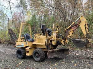 VERMEER TRENCHER BACKHOE for Sale in Pacific, WA