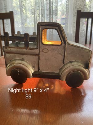 Truck night light. for Sale in Columbia, SC