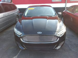 2013 FORD FUSION /112K MILES / CLEANTITLE for Sale in Garland, TX