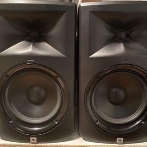 JBL LSR 308 Studio Monitors for Sale in Scottdale, GA