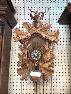 Cuckoo Clocks Antiques for Sale in Vista, CA